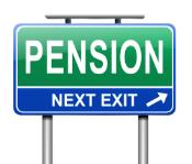 Supplementary pension