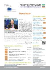 policy department newsletter 9 edition