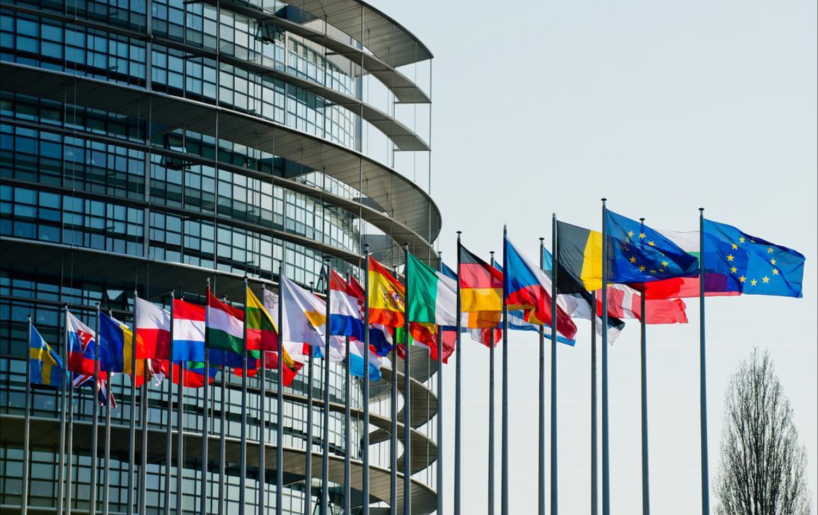 Το Ευρωπαϊκό Κοινοβούλιο στο Στρασβούργο, όπου θα γίνει η εκδήλωση νεολαίας