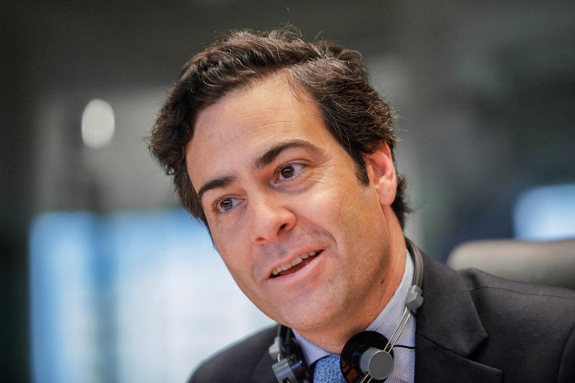 MEP Pablo Zalba