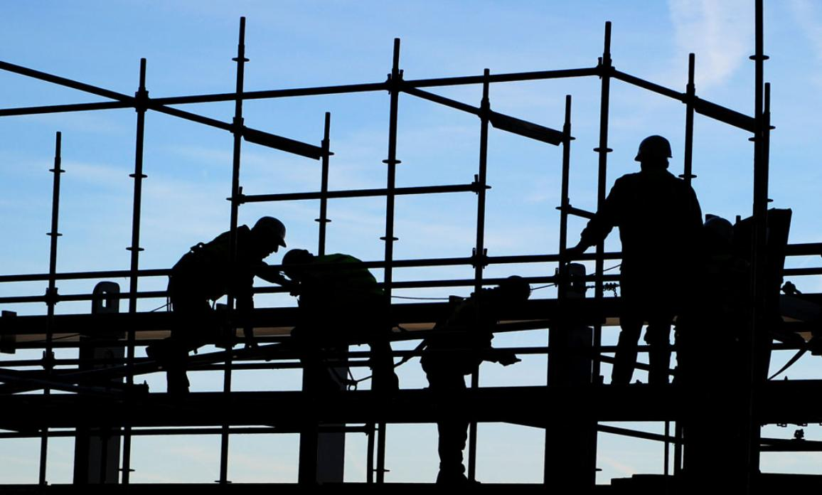 The sector that most commonly uses posted workers is construction