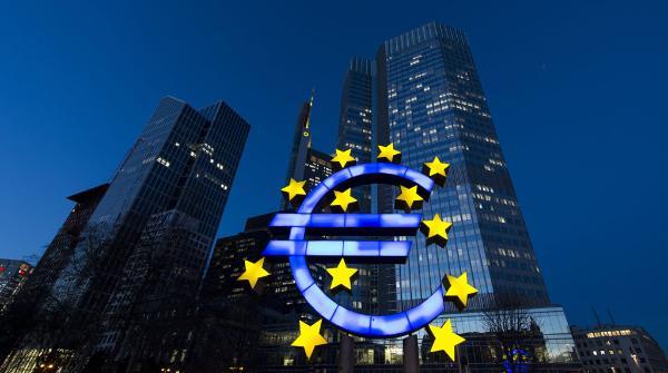 Sede del Banco Central Europeo (BCE) en Fráncfort, Alemania ©BELGA_DPA_D.Reinhardt.