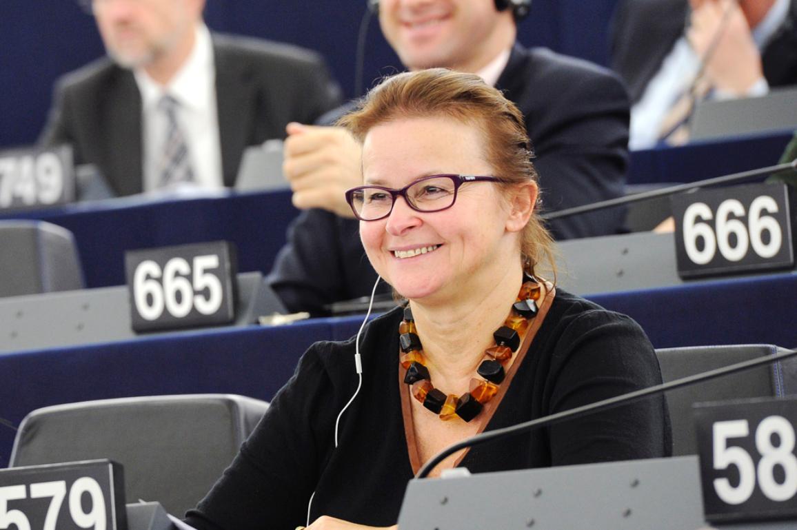 ITW with Danuta Jazlowiecka