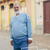 Ricardo on jäänyt eläkkeelle maisema-arkkitehdin työstä.