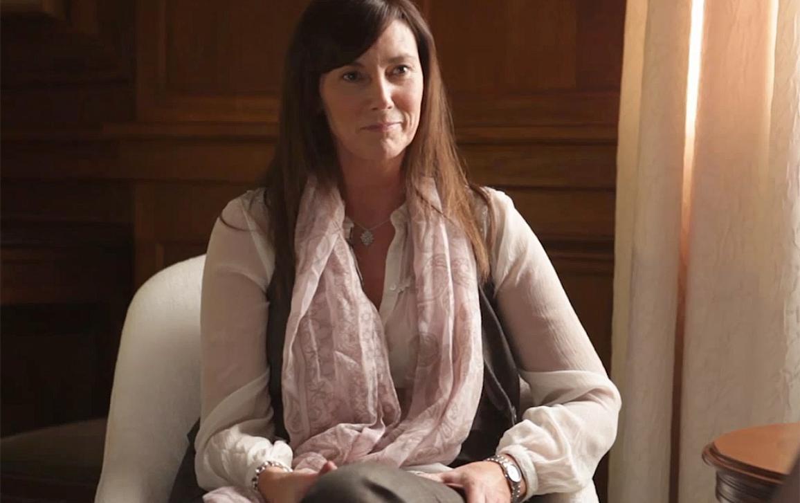 Trish ist Mutter und Unternehmerin aus Irland