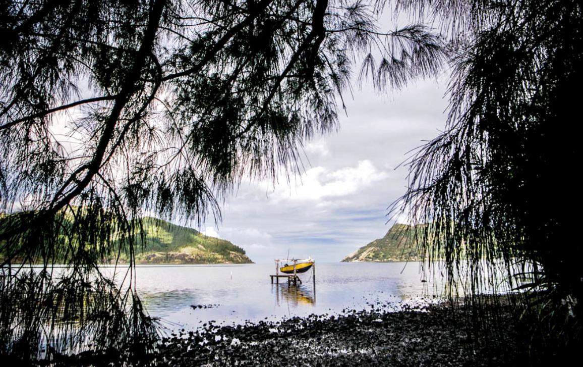 Polynesia - EP border story