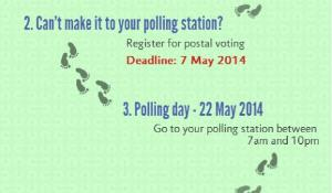 How to vote in the European elections?