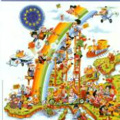 European Election poster 1989