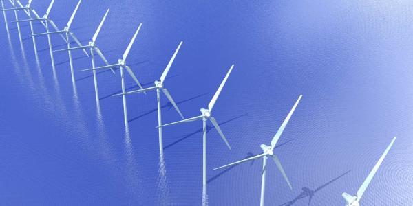 Offshore Wind Turbines ©BELGA_Zoonar-Niehus