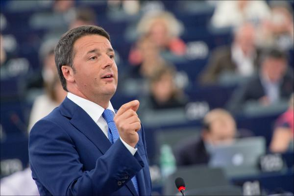 Matteo Renzi presents Italian Presidency's priorities to MEPs