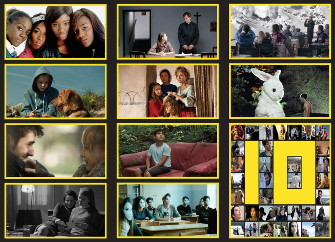 Lux Prize 10 movies selection