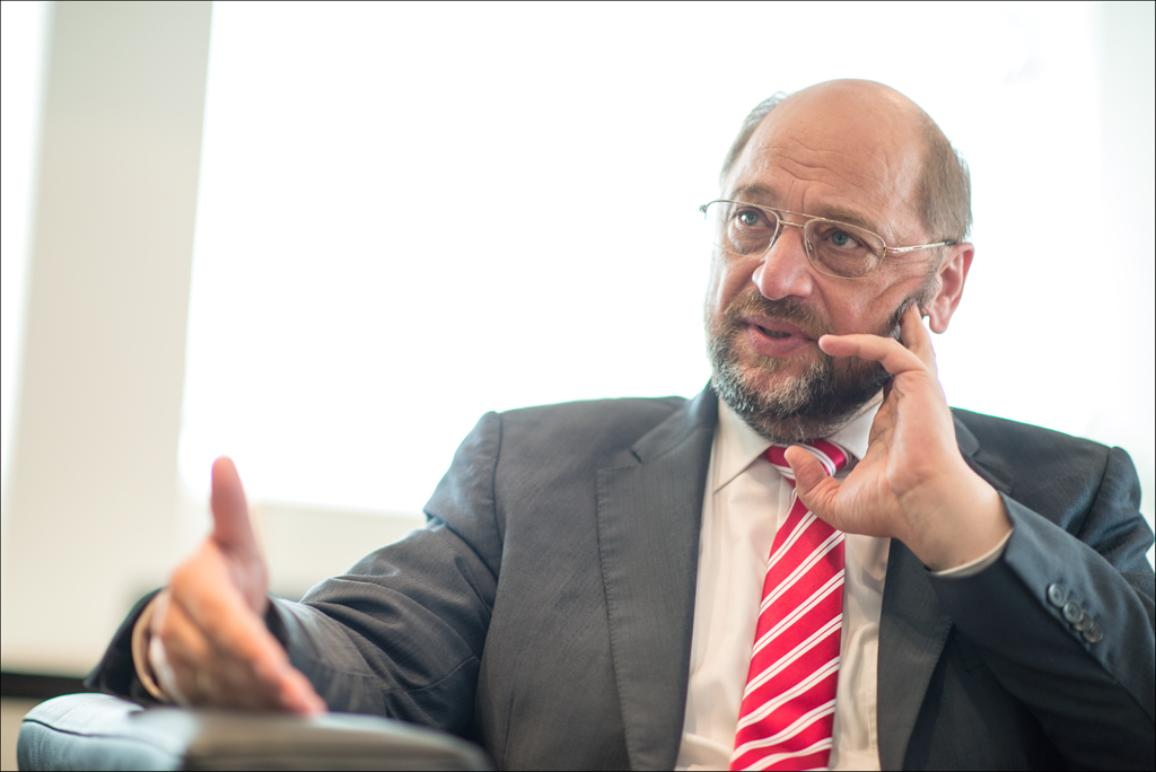 Photo de Martin Schulz