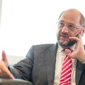 Interview with EP President Martin Schulz