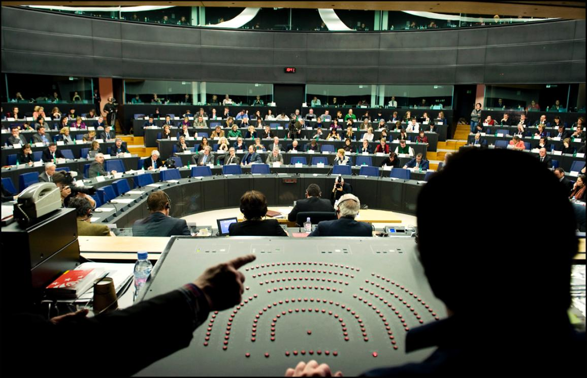 Hearings at the EP