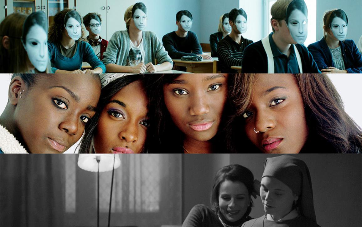 Imágenes de los finalistas de 2014 del Premio LUX de cine.