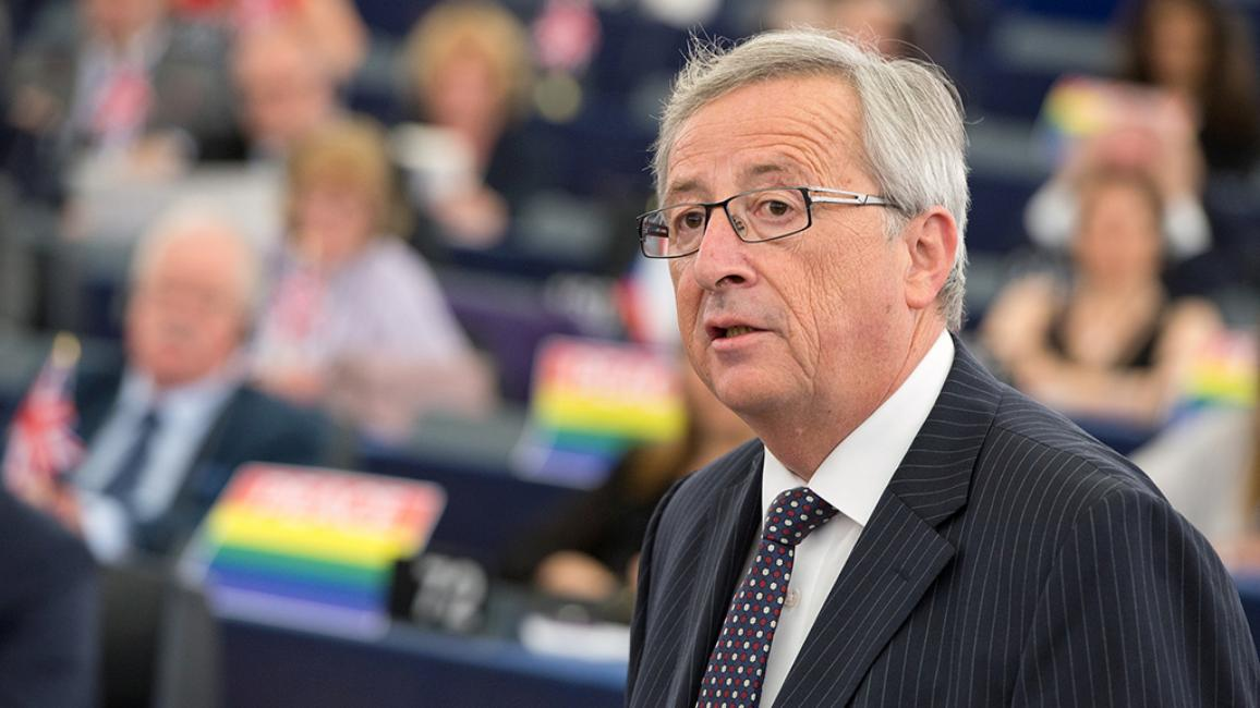Anointed as Commission President, Jean-Claude Juncker lays out the EU's priorities and commitments for the coming years with a focus on energy, welfare and prosperity.