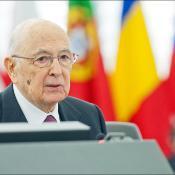 2. Italian President Giorgio Napolitano