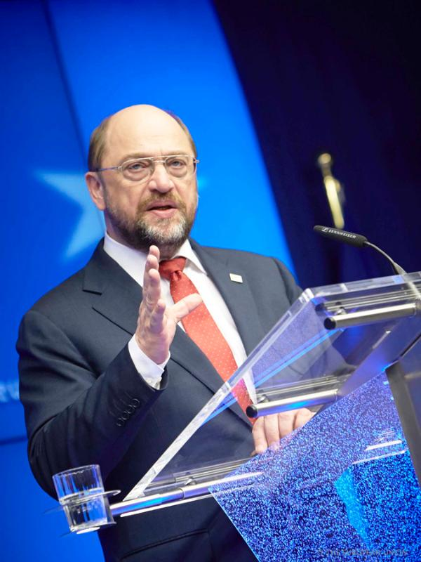 Martin Schulz ©The Council of the European Union