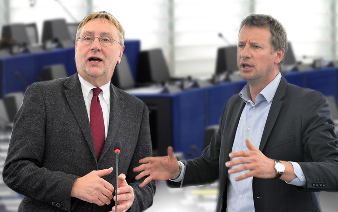 While MEPs Jadot and Lange both call for protection of hardwon EU standards, their visions diverge on the priorities and red lines for an EU-US trade deal.