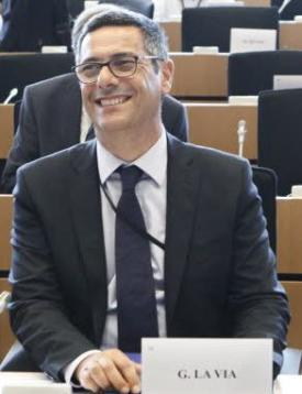 Giovanni La Via - Chairman of ENVI Committee