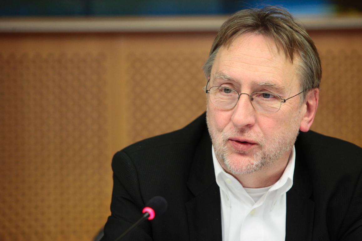 Bernd Lange, Président de la commission du Commerce international