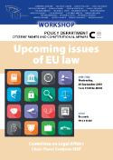 Upcoming issues of EU law