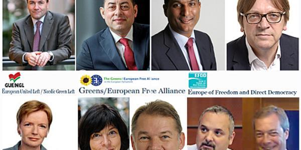 Ile jest grup politycznych w Parlamencie Europejskim 8. kadencji? Kto im przewodniczy? Zobacz naszą specjalną stronę!