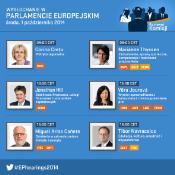 Trzeci dzień wysłuchań kandydatów na komisarzy w Parlamencie Europejskim.