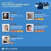 Czwarty dzień wysłuchań kandydatów na komisarzy w Parlamencie Europejskim.