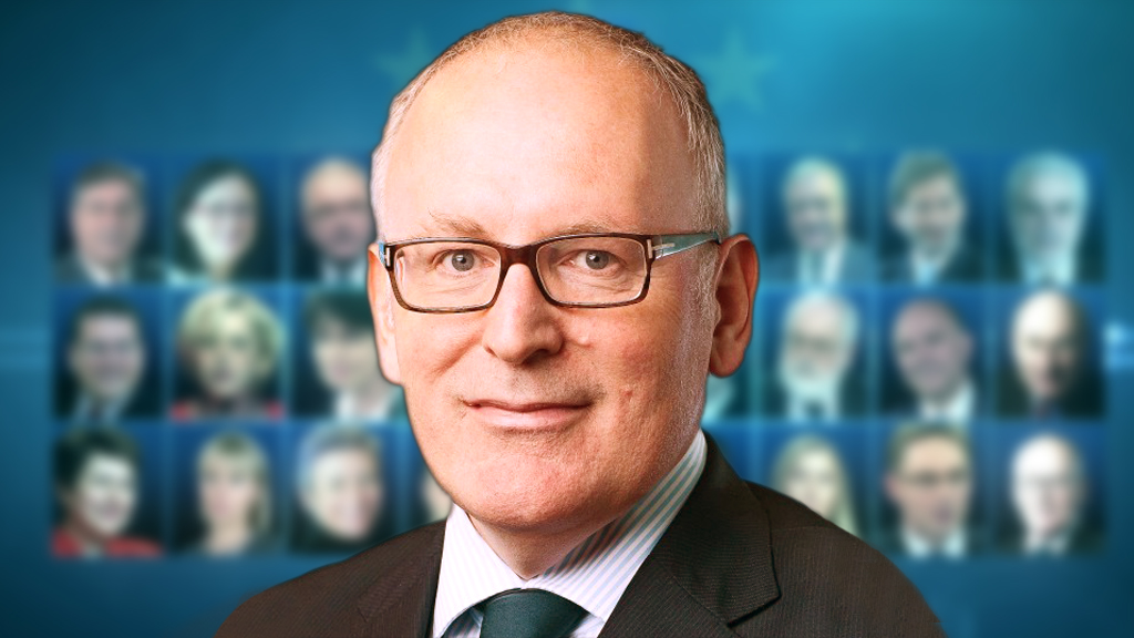 Performance and prospects of Frans Timmermans, First Vice-President designate for Better Regulation, Inter-Institutional Relations, Rule of Law and Charter of Fundamental Rights.