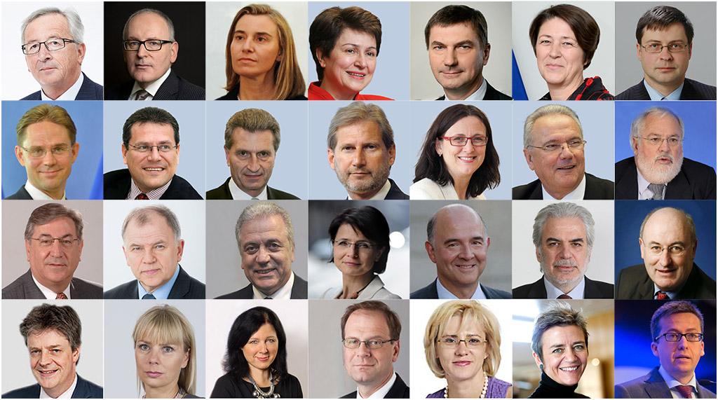 Nouvelle Commission : auditions supplémentaires des commissaires désignés