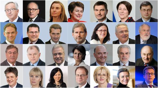 Die neue Kommission