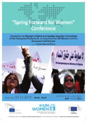 Poster UN Women EP conference