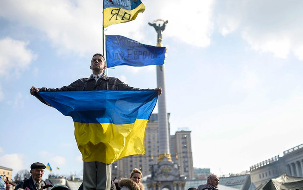 A delegation of 14 MEPs gives its support to democratic elections in Ukraine which have seen pro-Europe parties stride ahead of rivals in many regions.