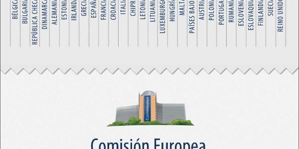 Nuestra infografía muestra el reparto de escaños en el Parlamento Europeo.