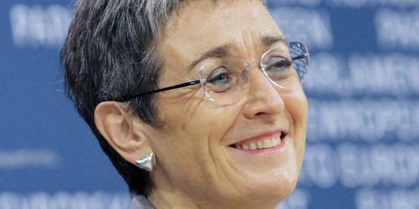 Europarlamentarė Ulrike Lunacek