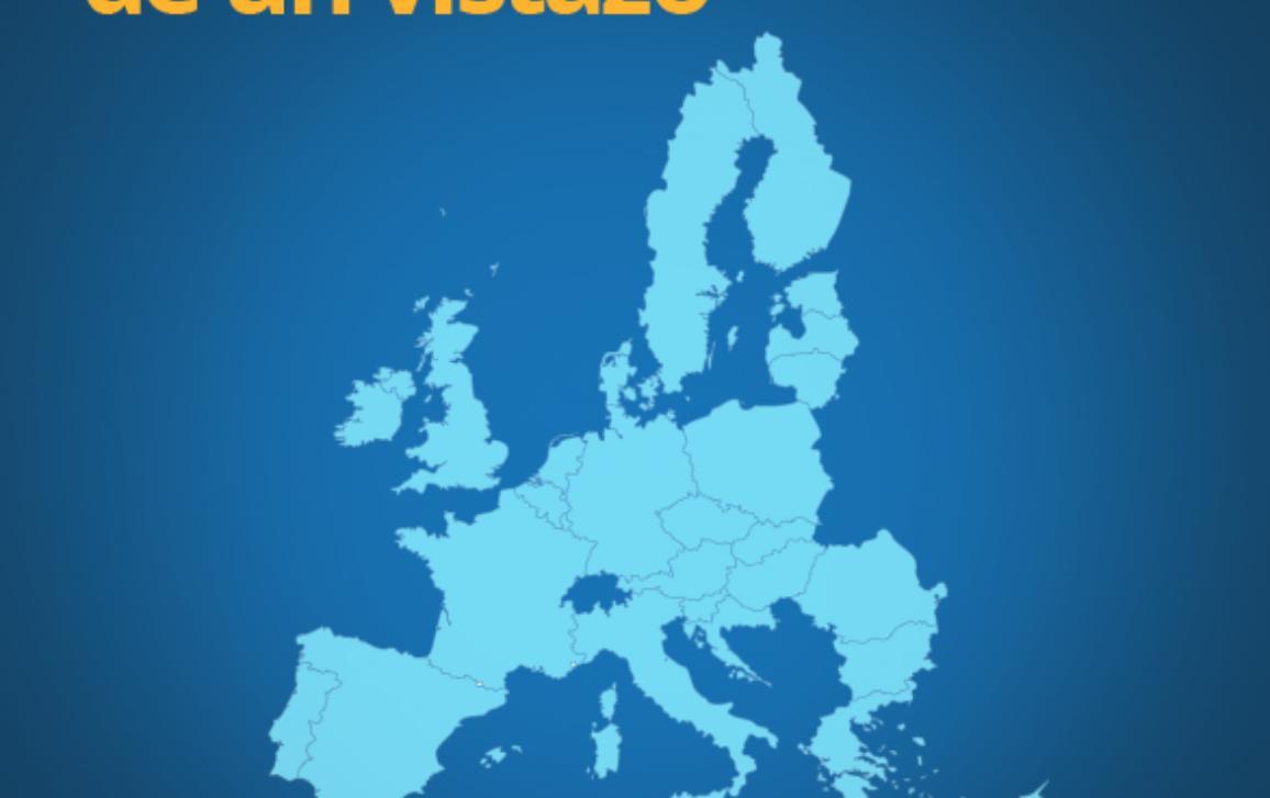 Nuestra infografía interactiva explica el presupuesto de la Unión Europea