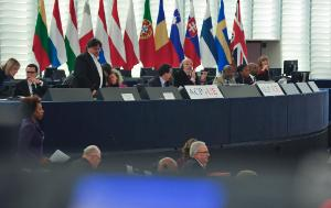 28th Session of the Joint ACP Parliamentary Assembly (ACP-EU) in the European Parliament in Strasbourg