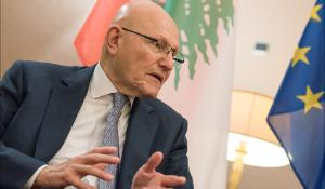Interview with Lebanon Prime Minister Tamam Salam