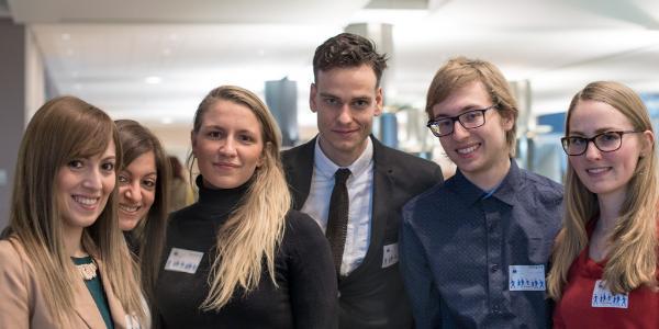 Nuorten eurooppalaisen Kaarle Suuri -palkinnon voittajat 2014