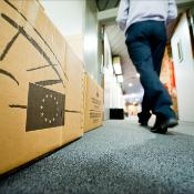 The 2009-2014 mandate is nearly over, the EP corridors are getting packed with boxes