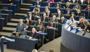 European Parliament plenary debate on European Commission priorities for 2015 with EC President Jean-Claude Juncker
