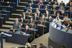 European Parliament plenary debate on European Commission priorities for 2015 with EC President Jean-Claude Juncker