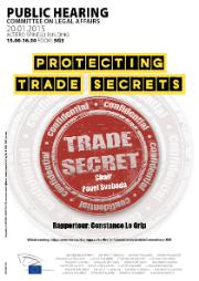 Hearing on Protecting Trade Secrets