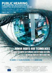 Human Rights and Technologies