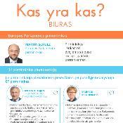 Susipažinkite: EP vadovybė