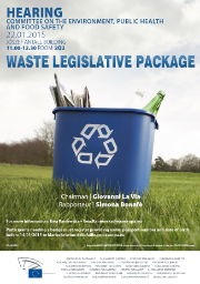 Waste Legislative Package - Poster