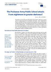 Peshawar Army Public School attack: From nightmare to greater darkness?