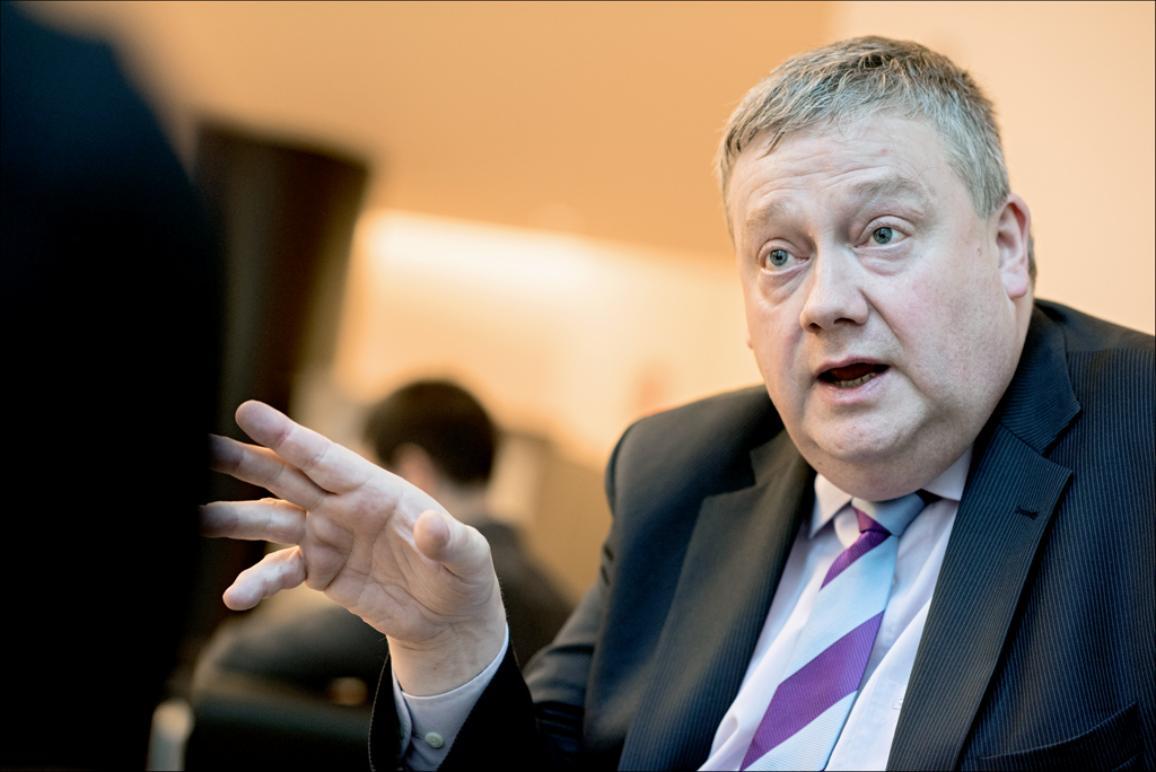 El eurodiputado socialista belga Marc Tarabella.