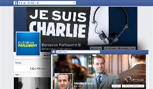 Montage photo de notre page Facebook et de photos de Manfred Weber